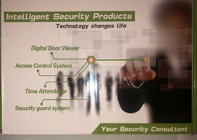 Antner Fingerprint Attendance Machine Employee Attendance Time Clock