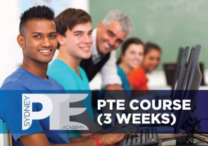 PTE Preparation Course & Computers  | Sydney PTE Academy Chippendale Inner Sydney Preview