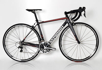 STRADALLI R7 CARBON ROAD BIKE BICYCLE 50CM SHIMANO DURA ACE 9000 11 SPEED LIGHT