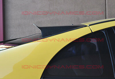 IONIC DYNAMICS 300zx 2+0 FG ROOF-WINDOW SPOILER 1990-1996. FREE US SHIPPING!