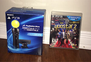 PlayStation Move Essentials Pack & Game