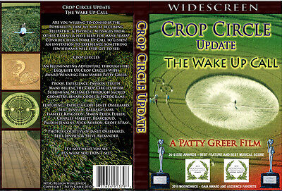 Crop Circle Update: The Wake Up Call - 2 EBE Awards for Best UFO Film+Best (Best Ufo Conspiracy Documentaries)