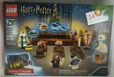 Lego 2019 Harry Potter Christmas Advent Calendar 75964 Magic Wizarding World NIB