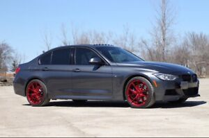 2014 bmw 335i m package