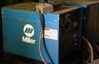 Miller Dialarc 250 Acdc Welding Machine