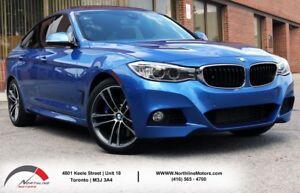 2014 BMW 3 Series 335i xDrive M Sport Gran Turismo HUD  Navigati