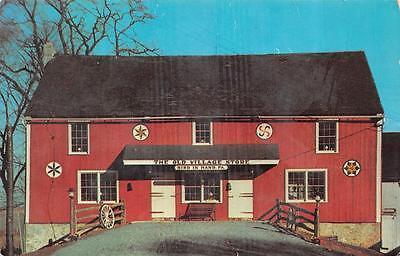 BIRD-IN-HAND, PA  Pennsylvania  OLD VILLAGE STORE Lancaster Co ROADSIDE Postcard