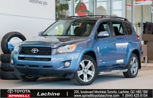 2012 Toyota RAV4 Sport - 4WD VERY CLEAN! 4WD! BLUETOOTH! MAGS! S