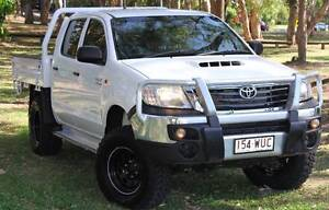 2012 Toyota Hilux Ute Southport Gold Coast City Preview