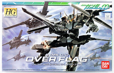 Bandai HG OO 11 SVMS-010 OVER FLAGS 1/144 scale -