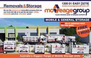FREE 3 WEEKS STORAGE - NO MINIMUM PERIOD - UNLIMITED SPACE Lawnton Pine Rivers Area Preview