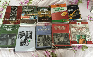 Year 12 HSC modern history textbooks and study guides Strathfield Strathfield Area Preview