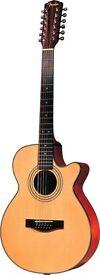 Fender JG12CE -12 strings