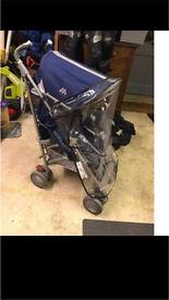 Maclaren XT Stroller