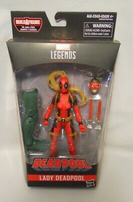 Marvel Legends 6-Inch Lady Deadpool Action Figure NEW