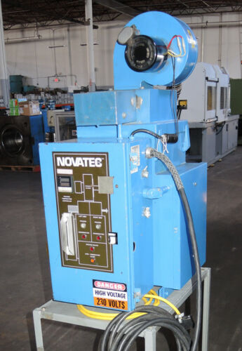 Novatec MD-25A Dehumidifying Plastic Dryer, Tested Good Working Clean Unit