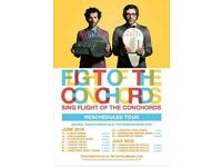 Flight of the Conchords London 2/7/18