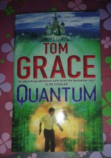 Quantum  by Tom Grace   New Paperback St Albans Brimbank Area Preview