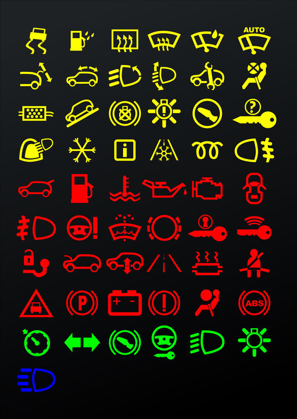 Bmw Car Light Symbols 28 Images Meaning Of Dash Symbols One