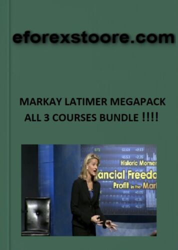 Markay Latimer Megapack 3 Courses (Best Bundle Pack For Traders)