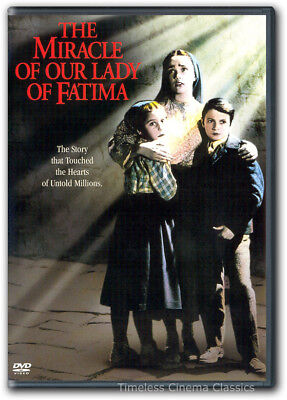 Miracle Of Our Lady Of Fatima Dvd New Gilbert Roland  Angela Clarke