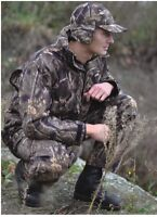 Wild Tree Hunting Jacket Tarot Real Camoflauge Hd - Xl Fishing Camo - miltec - ebay.co.uk