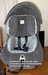Safety Chair which grows with your child! Wadalba Wyong Area Preview