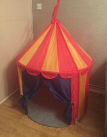 Children activity tent