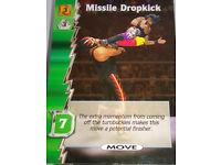 nitro wrestling trading cards 2000