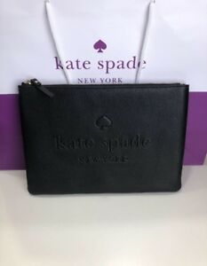BNWT Authentic Kate Spade Clutch Purse / or Makeup Bag