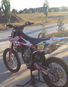 Husqvarna 125 2013 (35hrs) Hartley Lithgow Area Preview