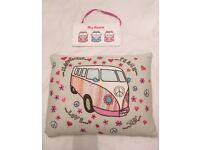 VW campervan girls bedroom items