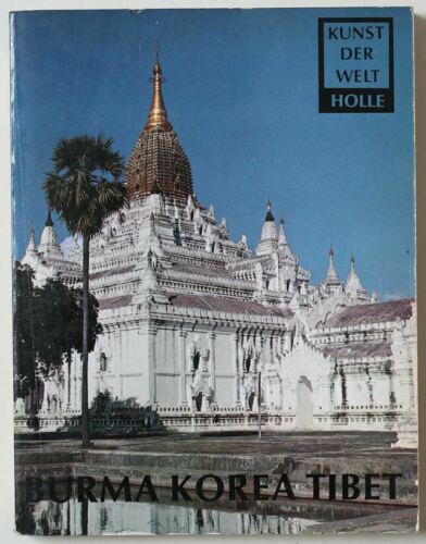 Art of Burma, Tibet, Korea, 1979 book