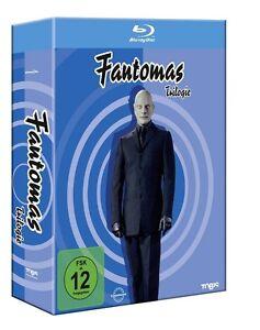 Blu-ray Box * Fantomas - Trilogie * NEU OVP * Louis de Funes