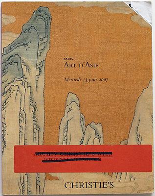 Asian Art CHRISTIE'S auction catalogue 2006