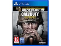 Call of Duty: WWII with Only at GAME Divisions Pack