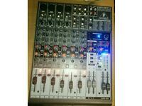 Behringer Xenyx 1204FX Mixing desk