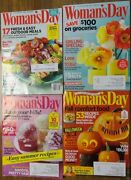 Womans Day Magazine Lot