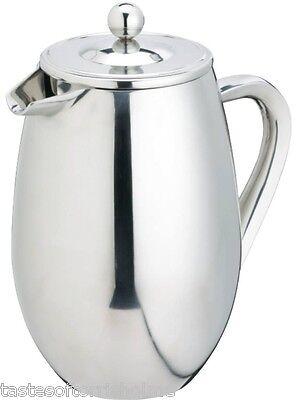 - 3-cup Edelstahl Kaffee (Le 'Xpress von Küche Handwerk 3 Tasse Doppelwand Isoliert Frische Kaffee)