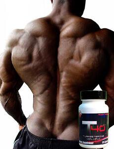 PRO FORCE T40 2.0 MASS Factor TURKESTERONE XTREME Bodybuilding Supplements 17 HD