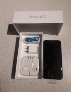 iPhone 6 16gb - Black /Silver  -Unlocked- comes with everything