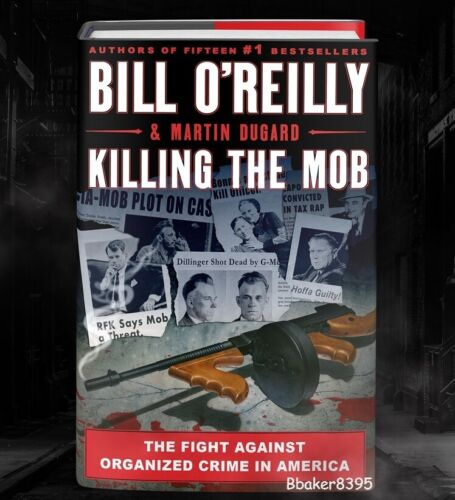 ✔ NEW Killing the Mob  by Bill O