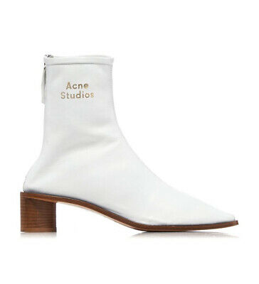 Liked New Acne Studios Bertine Leather Sock Boot SIZE 37