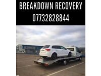 CAR BREAKDOWN RECOVERY 07732828844