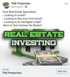 Investment Opportunity on Huge Home!!