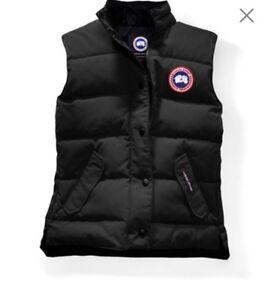 Canada Goose Vest (woman's) XS