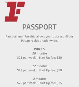 Fitness First Passport Membership Forestville Warringah Area Preview