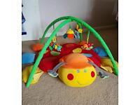 Mamas & Papas playmat ladybird