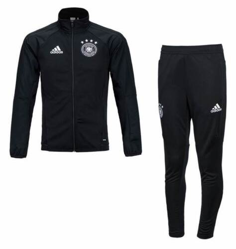 Germany Tracksuit Size M Mens Training Suit Football Soccer Adidas AZ5643 ig93
