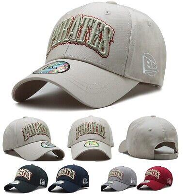 PIRATES Baseball Cap Men Women Sun Hat Hip Hop Gift Summer Snapback Dance Cool](Cool Pirate Hats)